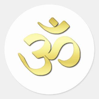 Ohm-Symbol Sticker