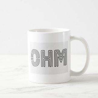 Ohm!!! Vapers wissen… Kaffeetasse