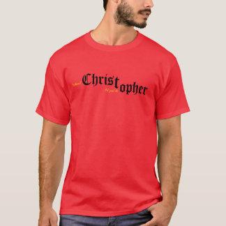 Ohne Christus würde ich gerade opher sein T-Shirt