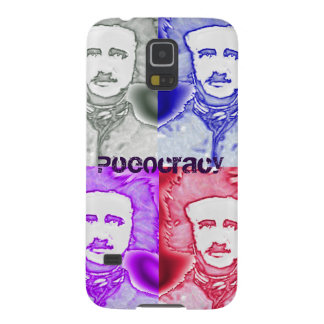OhPoe (Multi-coloredMix) Samsung Galaxy S5 Cover