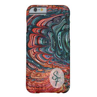 Ohrschnecken-Muschel-abstraktes Barely There iPhone 6 Hülle