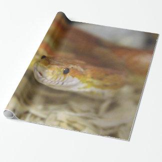 oj das freche Schlangen-Packpapier Geschenkpapier
