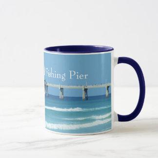 Okaloosa Insel-Fischen-Pier Tasse