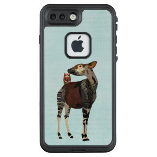 OKAPI U. EULE LifeProof FRÄ' iPhone 8 PLUS/7 PLUS HÜLLE
