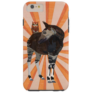 OKAPI U. EULE TOUGH iPhone 6 PLUS HÜLLE