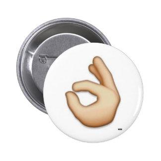 OKAYemoji Button