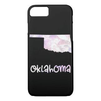 OKAYoklahoma-Staats-schillerndes opalisierendes iPhone 8/7 Hülle