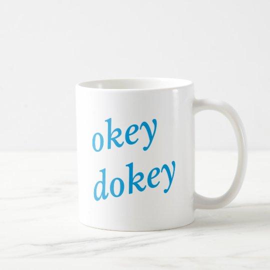 okey-dokey kaffeetasse