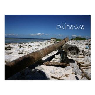 Okinawa Postkarte