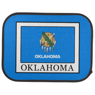 Oklahoma Autofußmatte