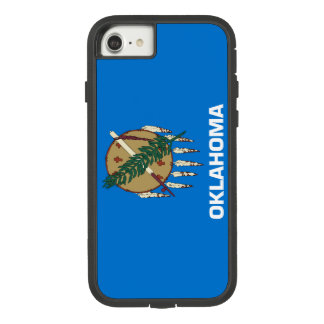 Oklahoma-Flagge Case-Mate Tough Extreme iPhone 8/7 Hülle
