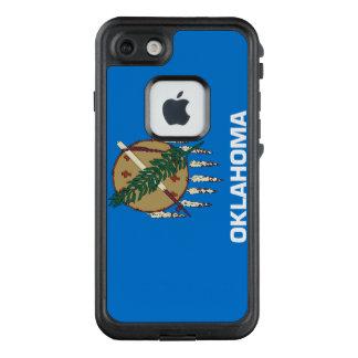 Oklahoma-Flagge LifeProof FRÄ' iPhone 8/7 Hülle