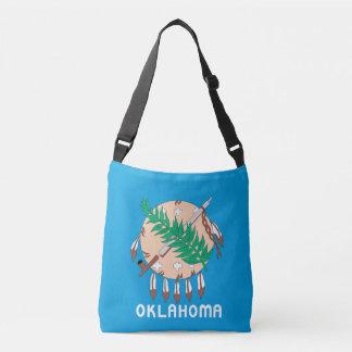 OKLAHOMA-Flaggen-Entwurf - Tragetaschen Mit Langen Trägern