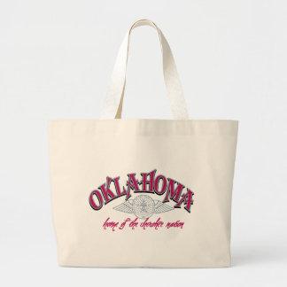 Oklahoma Jumbo Stoffbeutel
