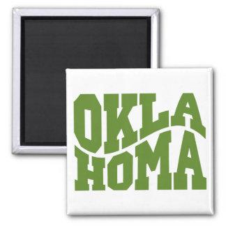 Oklahoma Quadratischer Magnet
