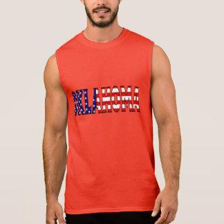 Oklahoma-Shirt Ärmelloses Shirt