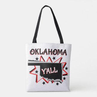 Oklahoma-Staatsstolz Sie Tasche