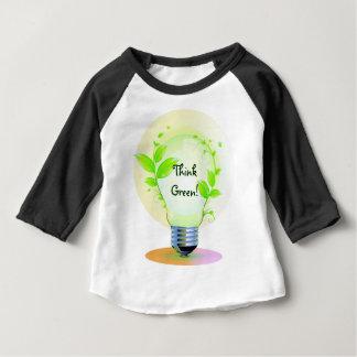 Öko-denke ökologisch baby t-shirt