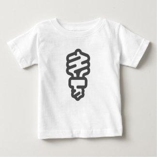 Öko-Glühlampe Baby T-shirt