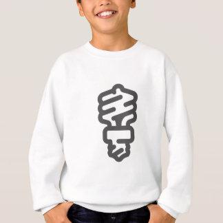 Öko-Glühlampe Sweatshirt