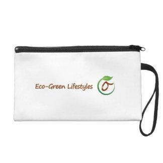 Öko-Grüner Lebensstil-DamenWristlet