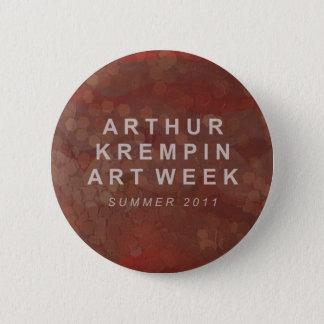 Öko-Knopf Arthurs Krempin | Sommer-2011% pipe% Runder Button 5,1 Cm