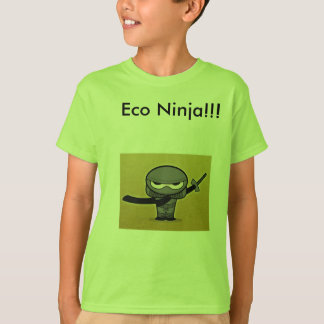 Öko ninja T-Shirt