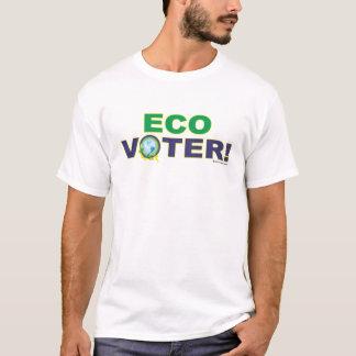 Öko-Wähler! T-Stück T-Shirt