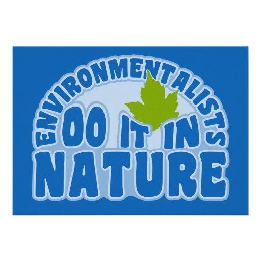 Ökologen Einladung, fertigen besonders an