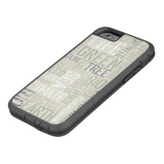 Ecology Words Tough Xtreme iPhone 6 Case