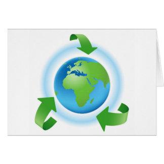 Ökologie Karte