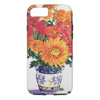 Oktober-Chrysanthemen iPhone 8/7 Hülle