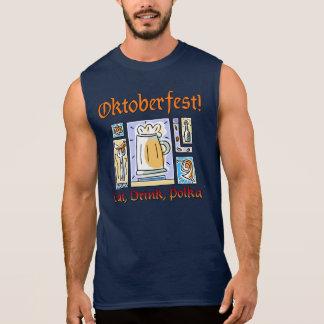 Oktoberfest #2 ärmelloses shirt