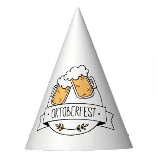 Oktoberfest Beerfest Partyhütchen