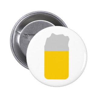 oktoberfest Bier Runder Button 5,1 Cm