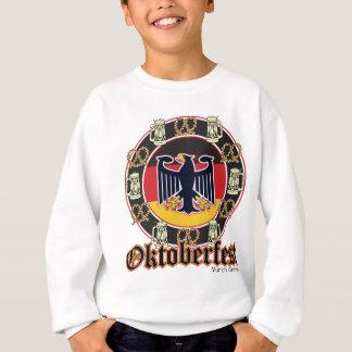Oktoberfest Bier und Brezeln Sweatshirt