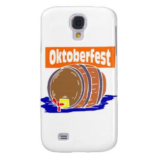 Oktoberfest Bierfaß Galaxy S4 Hülle