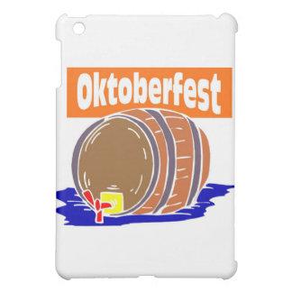 Oktoberfest Bierfaß iPad Mini Hüllen