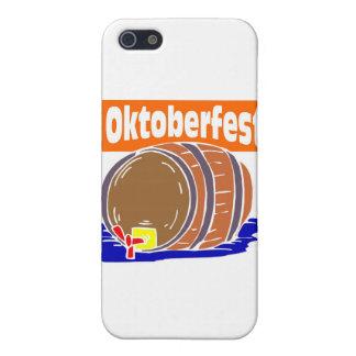 Oktoberfest Bierfaß Schutzhülle Fürs iPhone 5