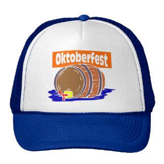Oktoberfest Bierfaß Retrocap