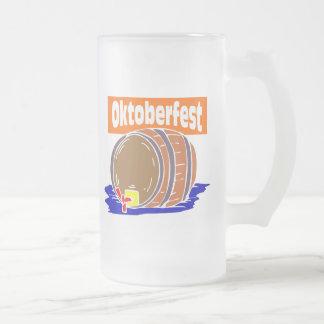 Oktoberfest Bierfaß Kaffeetassen