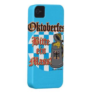 Oktoberfest Bitte ein Masse Case-Mate iPhone 4 Hülle