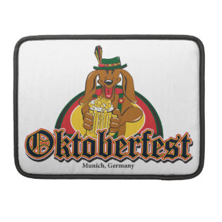 Oktoberfest Dackel-Bier Sleeve Für MacBook Pro