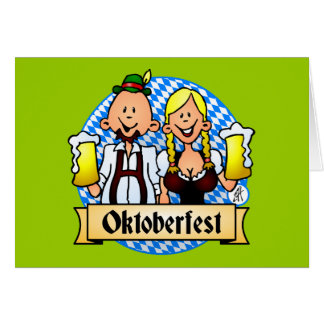 Oktoberfest Karten