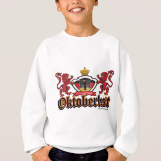Oktoberfest Löwen Sweatshirt