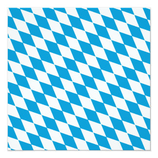 Oktoberfest Quadratische 13,3 Cm Einladungskarte