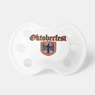 Oktoberfest Schild Schnuller
