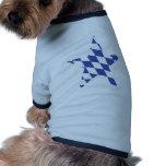 oktoberfest Stern des Bayerns Hunde Shirts