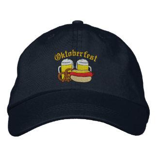 Oktoberfest stickte Kappe