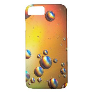 Öl auf Wasser iPhone 8/7 Hülle